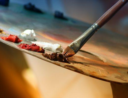 Jirafa en llamas de Salvador Dalí